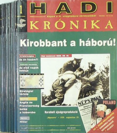 Ungváry Krisztián - Hadi Krónika 1-80.