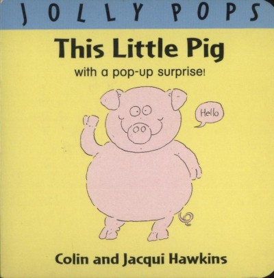 Colin Hawkins - Jacqui Hawkins - This Little Pig