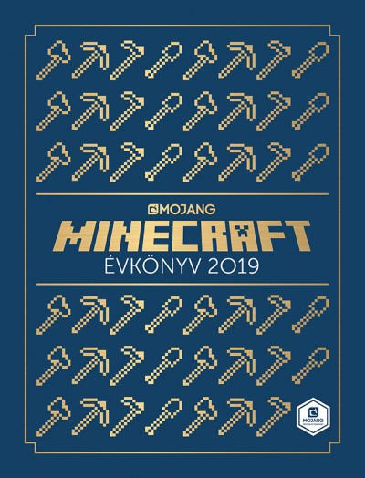 Stephanie Milton - Minecraft - Évkönyv 2019