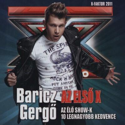 Baricz Gergő - Az első X