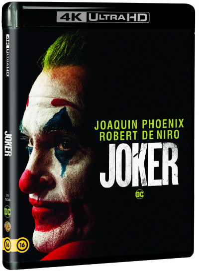 Todd Phillips - Joker - 4K UltraHD+Blu-ray