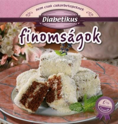 Galambos Orsolya - Duzs Mária  (Szerk.) - Diabetikus finomságok