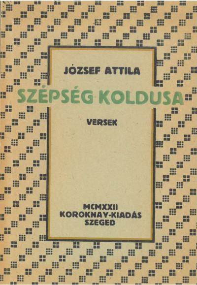 József Attila - Szépség koldusa