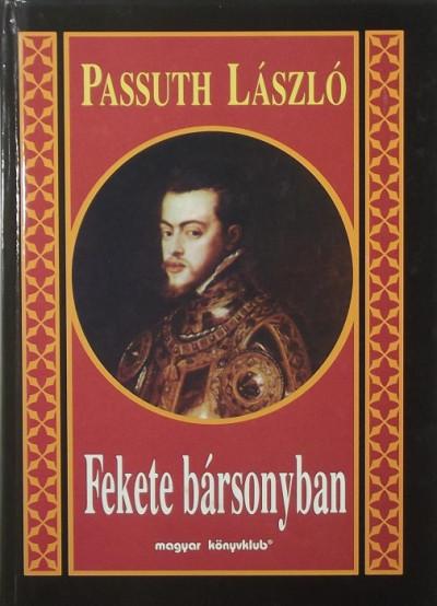 Passuth László - Fekete bársonyban