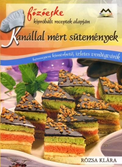 Rózsa Klára - Kanállal mért sütemények