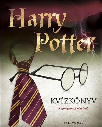 Tiszai Erzsébet - Harry Potter kvízkönyv