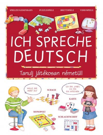 Donatella Bergamino  (Összeáll.) - Ich spreche Deutsch