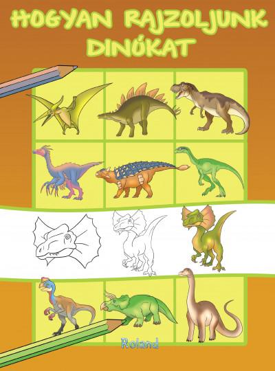 - Hogyan rajzoljunk dinókat