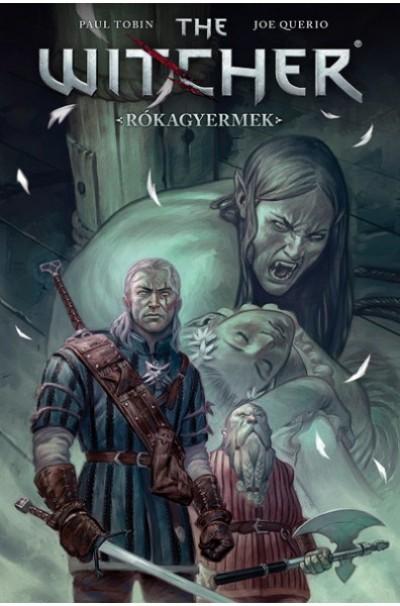 Paul Tobin - The Witcher: Rókagyermek