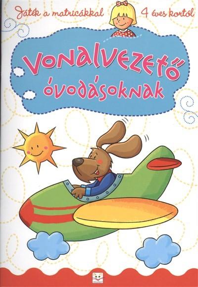 Agnieszka Bator - Vonalvezető óvodásoknak - 4 éves kortól