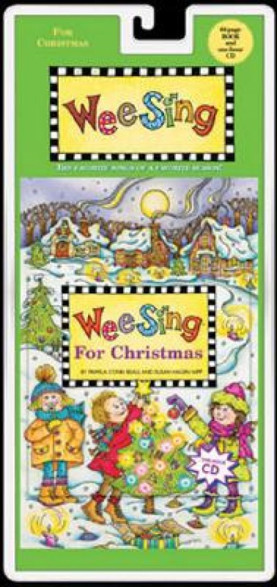 Pamela Conn Beall - Susan Hagen Nipp - Wee Sing For Christmas