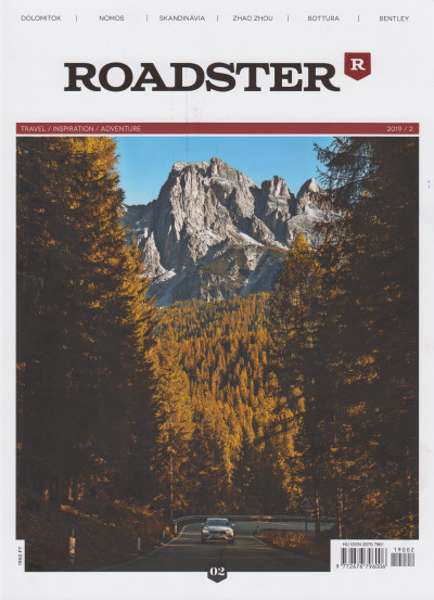 Izing Róbert  (Szerk.) - Roadster 2019/2