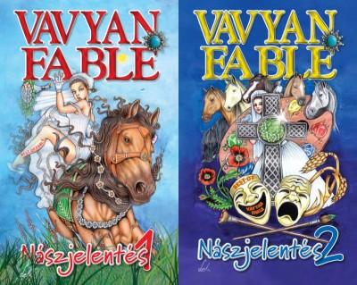 Vavyan Fable - Nászjelentés 1-2.