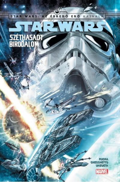 Greg Rucka - Star Wars: Széthasadt birodalom