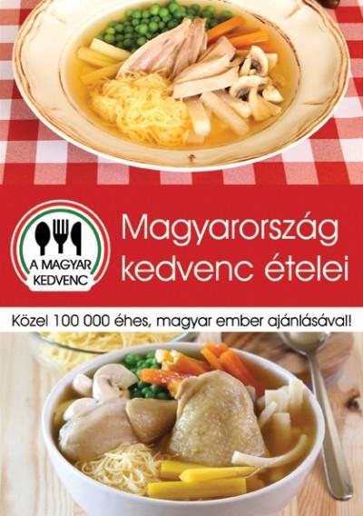 Kovács Lázár - Várhelyi Miklós - Magyarország kedvenc ételei