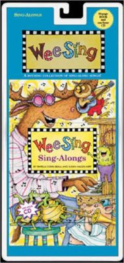 Pamela Conn Beall - Susan Hagen Nipp - Wee Sing Sing Alongs