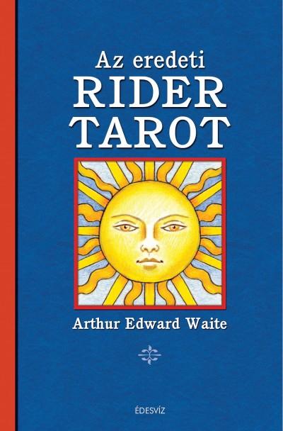 Arthur Edward Waite - Az eredeti Rider Tarot (kártya csomag)