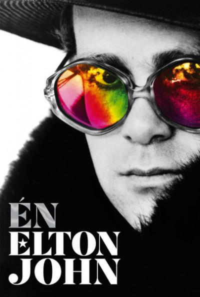 Elton John - Én Elton John - kemény kötés