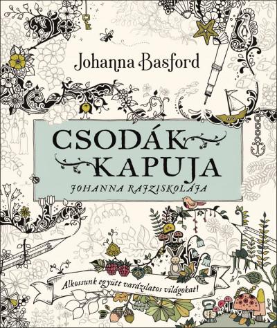 Johanna Basford - Csodák kapuja