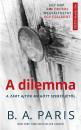 B. A. Paris - A dilemma