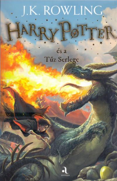Könyv: Harry Potter és a Tűz Serlege (J. K. Rowling)