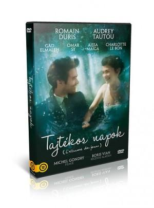 Michel Gondry - Tajt�kos napok - DVD