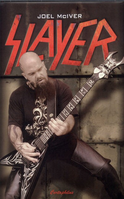 Joel Mciver - Slayer