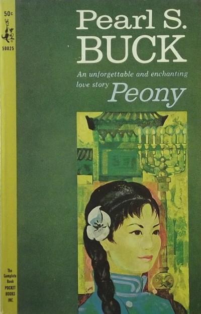 Pearl S. Buck - Peony