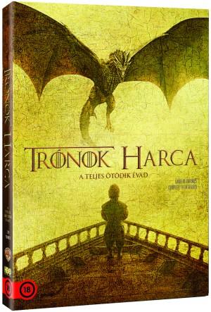 - Tr�nok harca 5. �vad - DVD