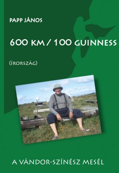 Papp János - 600 km / 100 guinness (Írország)