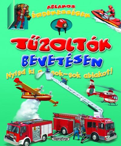 - Ablakos érdekességek - Tűzoltók bevetésen