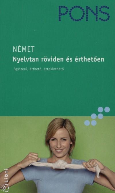 Heike Voit - Pons Német nyelvtan röviden és érthetően