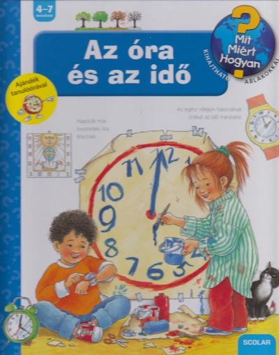 Angela Weinhold - Az óra és az idő