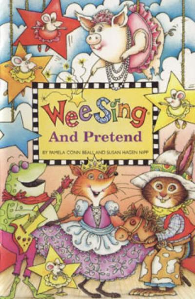 Pamela Conn Beall - Susan Hagen Nipp - Wee Sing And Pretend