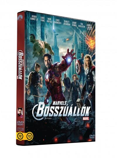 Joss Whedon - Bosszúállók - DVD