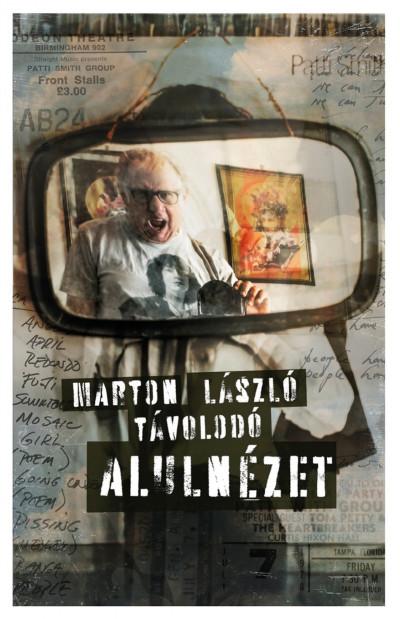 Marton László Távolodó - Alulnézet