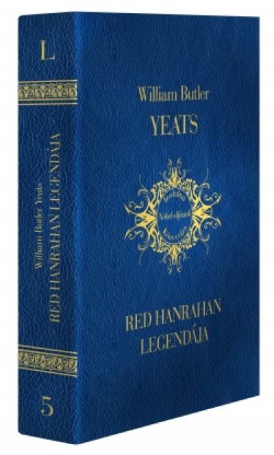 William Butler Yeats - Vörös Hanrahan legendája