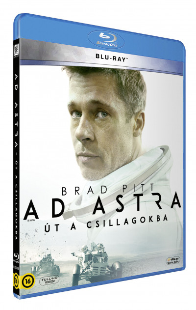 James Gray - Ad Astra - Út a csillagokba - Blu-ray