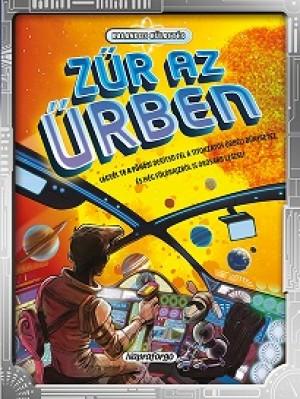 Dan Green - Zűr az űrben