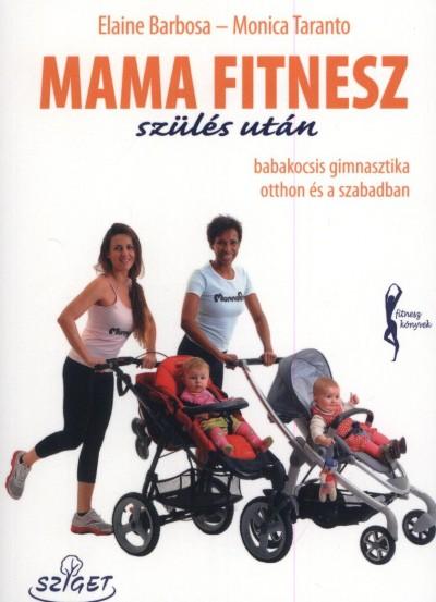 Elaine Barbosa - Monica Taranto - Mama fitnesz - szülés után