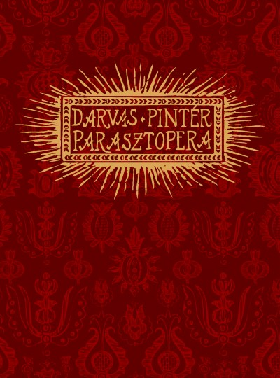 Pintér Béla - Parasztopera - CD