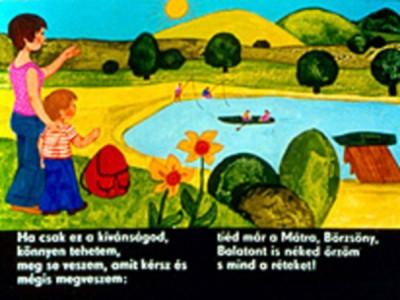 Zelk Zoltán - Anyu, végy egy hegyet nékem - Diafilm