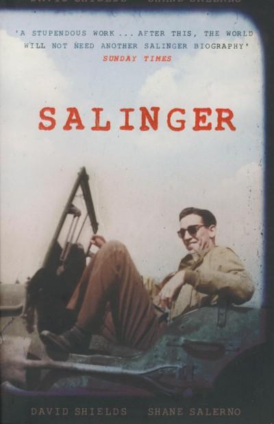 Shane Salerno - David Shields - Salinger