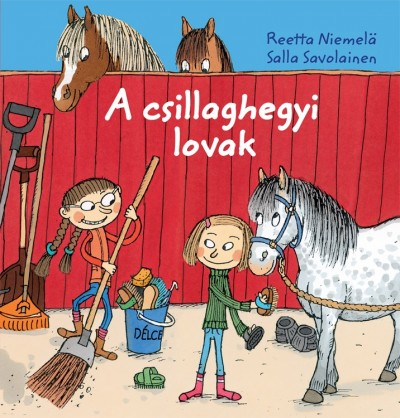 Reetta Niemelä - A csillaghegyi lovak