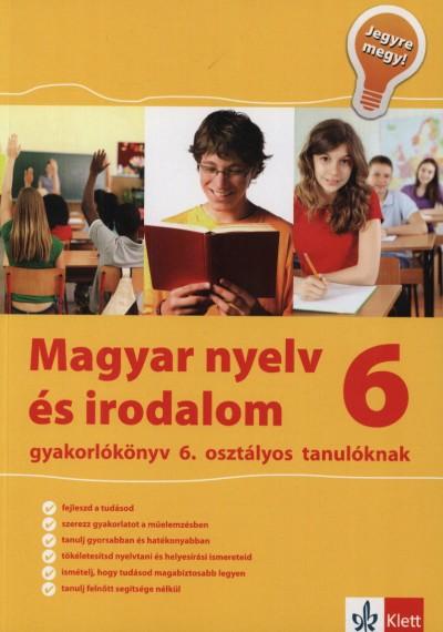 Mátyás Eszter - Magyar nyelv és irodalom 6.