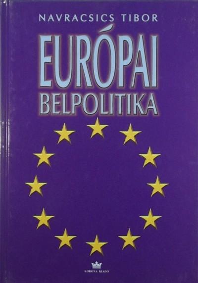 Navracsics Tibor - Európai belpolitika