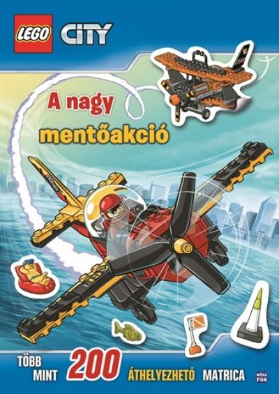 - LEGO City - A nagy mentőakció