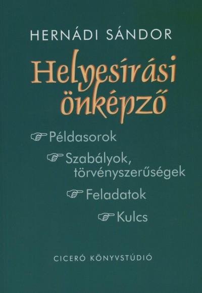 Hernádi Sándor - Helyesírási önképző
