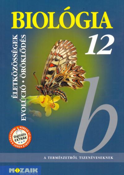 Gál Béla - Biológia 12.