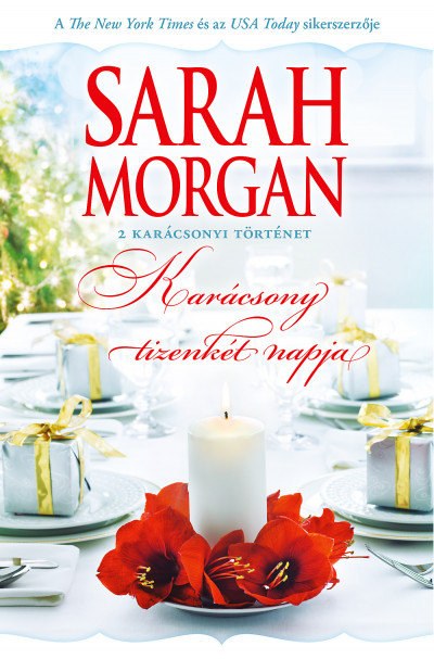 Könyv: Karácsony tizenkét napja (Sarah Morgan)